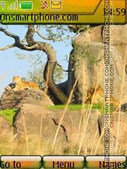 Safari 02 theme screenshot