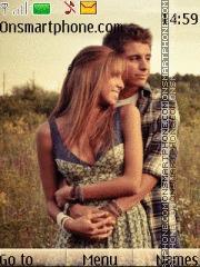 Loving Couple 03 es el tema de pantalla