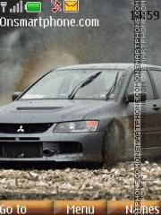 Скриншот темы Mitsubishi 06