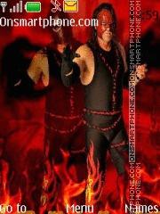 Kane Masked es el tema de pantalla
