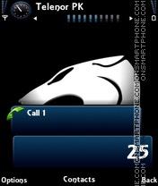 Thunder Logo theme screenshot