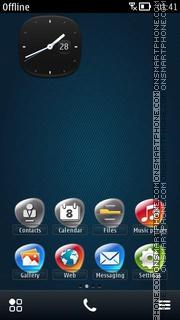 Capture d'écran Simply Theme thème