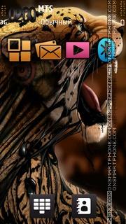 Cheetah 06 theme screenshot