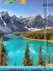Beautiful Landscape theme screenshot