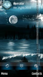 Скриншот темы Full Moon