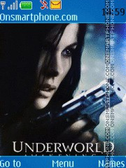 Underworld Awakening tema screenshot