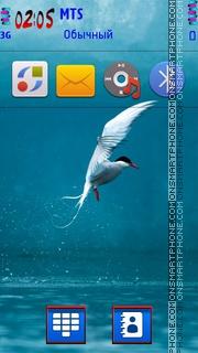 Wings 01 theme screenshot