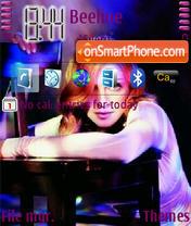 Madonna 03 theme screenshot