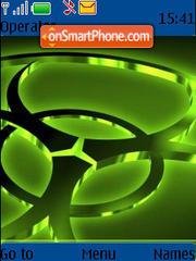 Bio Neon theme screenshot
