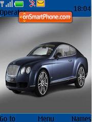 Bentley Animated theme screenshot