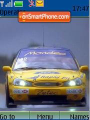 Ford Mondeo Theme-Screenshot
