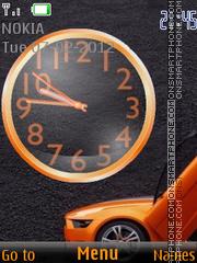 Ford Mustang Gt 03 theme screenshot
