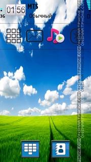 Capture d'écran Sky 10 thème