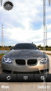 Bmw tema screenshot