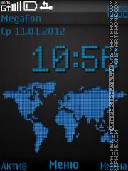 Digital Map theme screenshot