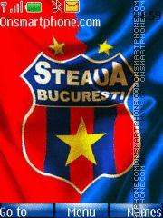 Steaua Bucuresti 01 theme screenshot