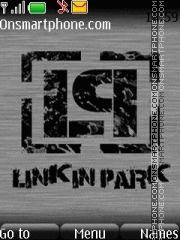 Linkin Park 5810 theme screenshot