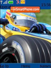 Alonso 01 theme screenshot