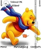 Pooh theme screenshot