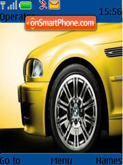 Bmw 06 theme screenshot
