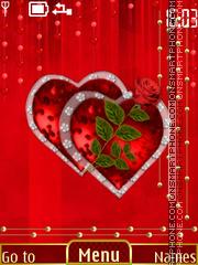 Happy Valentine*s Day theme screenshot