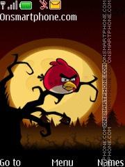 Angry Bird 06 es el tema de pantalla