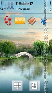 Nice Bridge 01 es el tema de pantalla