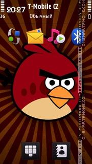 Angry Birds 20 es el tema de pantalla