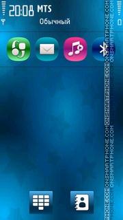 Blue Star s1 es el tema de pantalla