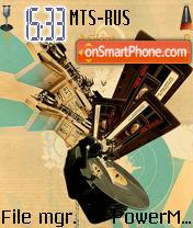 Music 2 es el tema de pantalla