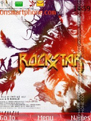 Rockstar (2011) tema screenshot