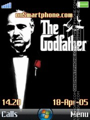 The Godfather tema screenshot