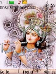 Lord Krishna 09 theme screenshot