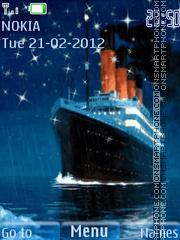 Capture d'écran Titanic 06 thème