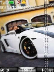 Lamborghini 15 theme screenshot