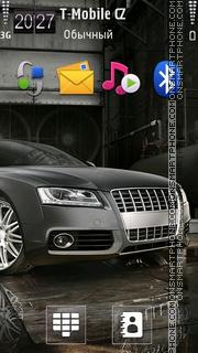 Скриншот темы Audi 28