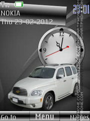 Скриншот темы Auto Lux By ROMB39