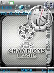 UEFA 2012 By ROMB39 es el tema de pantalla
