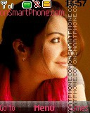 Anushka Sharma theme screenshot