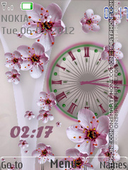 Tenderness Clock es el tema de pantalla