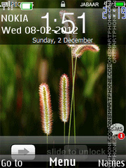 Iphone Screen 01 theme screenshot