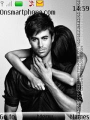 Enrique Iglesias 06 theme screenshot
