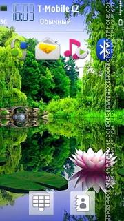 Nature Best 01 theme screenshot