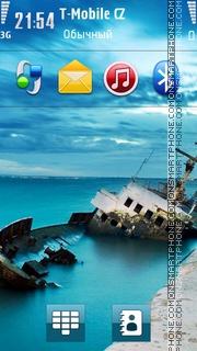 Ship 06 tema screenshot