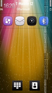 Stripe light 5th tema screenshot