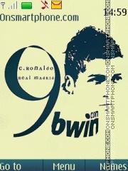 Cristiano Ronaldo Hd es el tema de pantalla