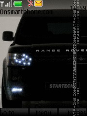Land Rover theme screenshot