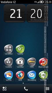 Capture d'écran Simply Theme 01 thème