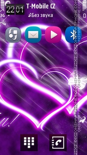 Heart 22 theme screenshot