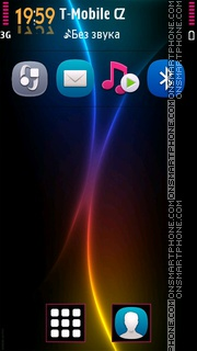 Color Pulse v2 theme screenshot
